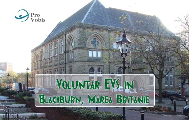 EVS Blackburn
