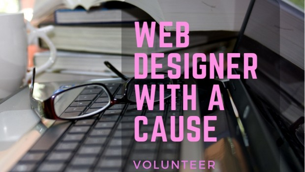 web designerwith a cause