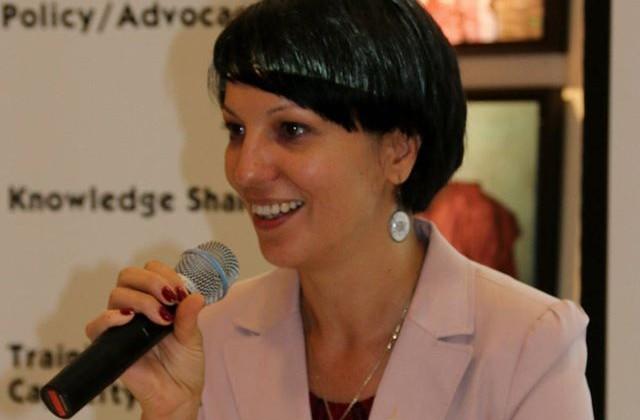 Cristina Rigman